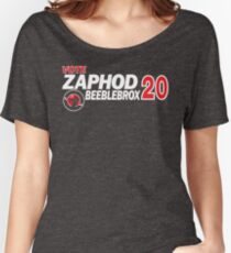 Zaphod Beeblebrox 2020 Women's Relaxed Fit T-Shirt