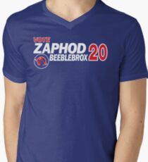 Zaphod Beeblebrox 2020 Men's V-Neck T-Shirt