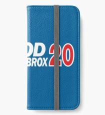 Zaphod Beeblebrox 2020 iPhone Wallet/Case/Skin