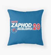 Cojín Zaphod Beeblebrox 2020