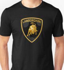 Lamborghini Gold Shield T-Shirt
