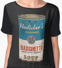 Vladislav's Basghetti, What We Do in the Shadows Women's Chiffon Top