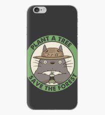 Rette den Wald iPhone-Hülle & Cover