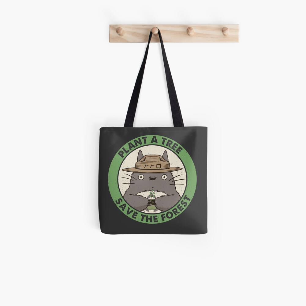 Save the Forest Tote Bag