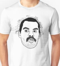 STEVEN ADAMS FREDDIE MERCURY LOOK-A-LIKE OKC THUNDER DESIGN T-Shirt