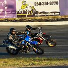 Victoria SuperMoto Title by JasPeRPhoto