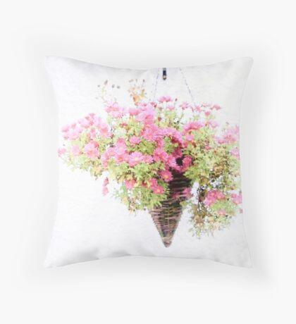 Chrysanthemums Floor Pillow