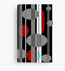 Abstracted Canvas Print