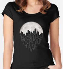 Moonrise Women's Fitted Scoop T-Shirt