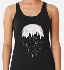 Camiseta con espalda nadadora Salida de la luna