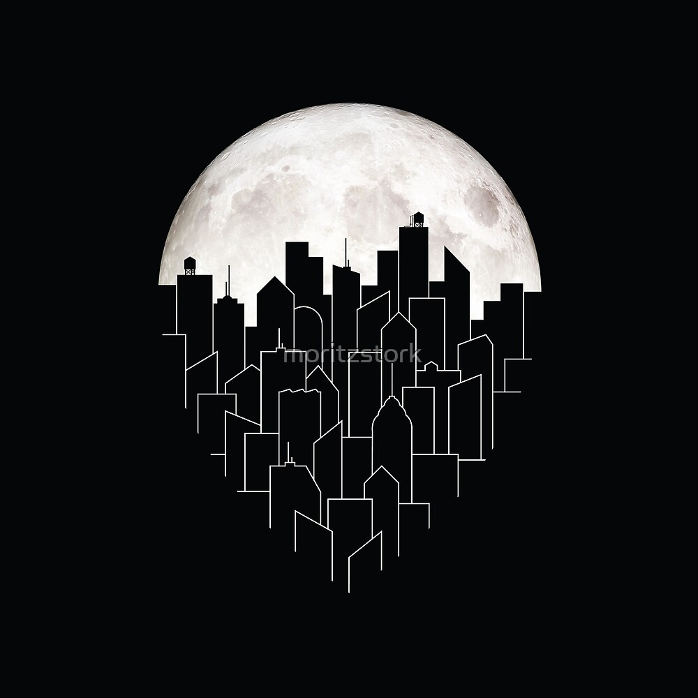Moonrise von moritzstork