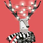 Christmas Bright Reindeer  by tonadisseny