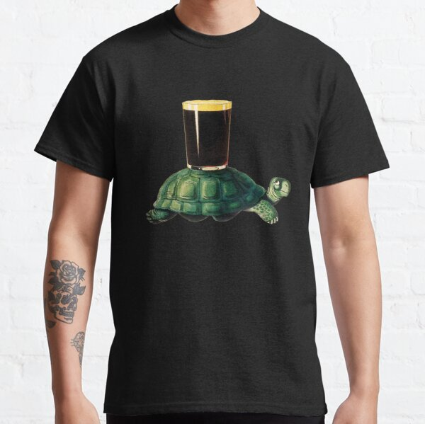 Guinness Turtle Classic T-Shirt