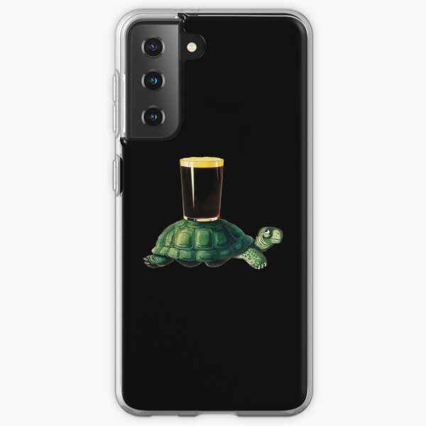 Guinness Turtle Samsung Galaxy Soft Case