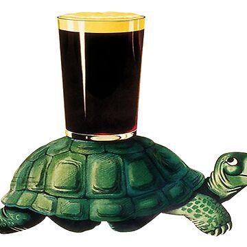 Guinness Turtle by cherrypiez