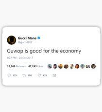 guwopshop Sticker