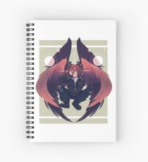 angel connor murphy Spiral Notebook
