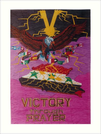 Victory Through Prayer by Stephen  J. Vattimo