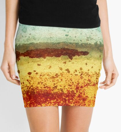 Swimming Below the Surface Mini Skirt