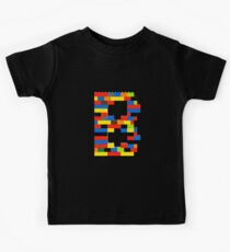 B t-shirt Kids Clothes