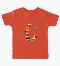 C t-shirt Kids Clothes