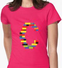 C t-shirt Women's Fitted T-Shirt