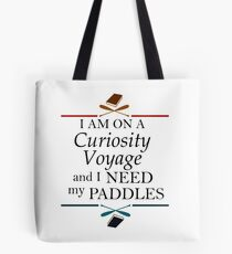 Curiosity Voyage - Stranger Things Tote Bag