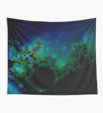 Crusader's Mandelbrot set Wall Tapestry