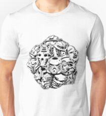 Kanohi Cluster Unisex T-Shirt