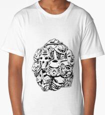 Kanohi Cluster Long T-Shirt