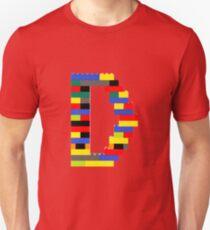 D t-shirt Unisex T-Shirt
