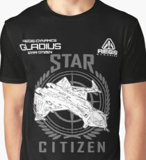 GLADIUS Star Citizen Graphic T-Shirt