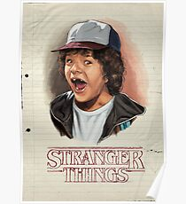 Stranger Things - Dustin Poster