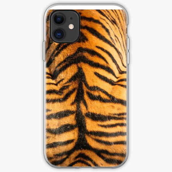 Tiger Stripes iPhone Soft Case
