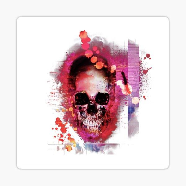 Skull 05 Sticker