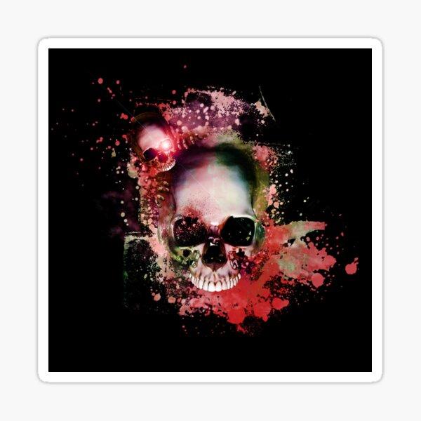 Skull 06 Sticker