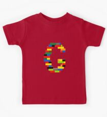 F t-shirt Kids Clothes