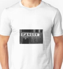 William S. Burroughs - danger Unisex T-Shirt