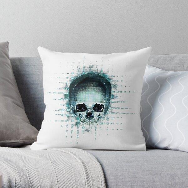 Skull 10 Coussin