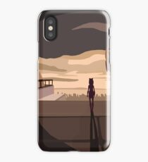 "Ahsoka Tano ""Im sorry master, Im not coming back"" iPhone Case/Skin"