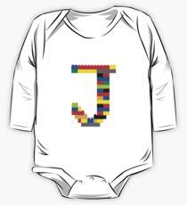 J t-shirt One Piece - Long Sleeve
