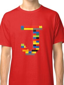 J t-shirt Classic T-Shirt