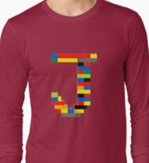 J t-shirt Long Sleeve T-Shirt