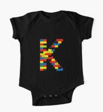 K t-shirt Kids Clothes