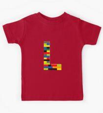 L t-shirt Kids Tee