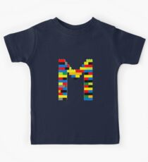 M t-shirt Kids Tee