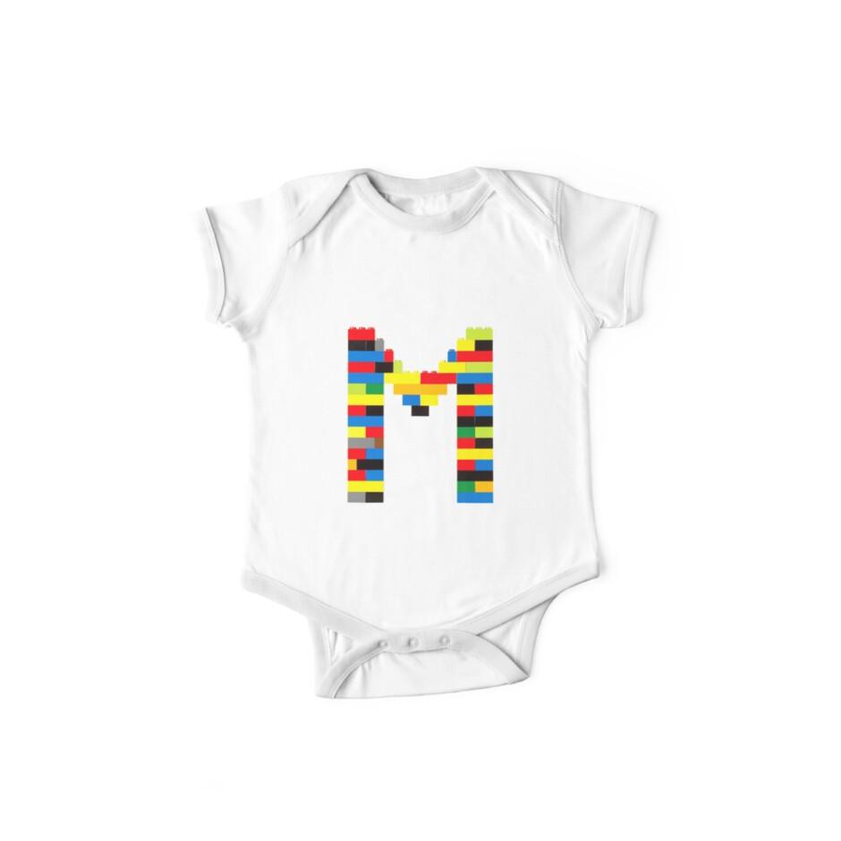 M t-shirt by Addison