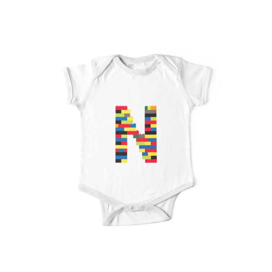 N t-shirt by Addison