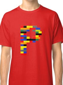 P t-shirt Classic T-Shirt
