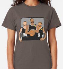 The Spurs' Big 3 Classic T-Shirt